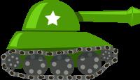 grön tank